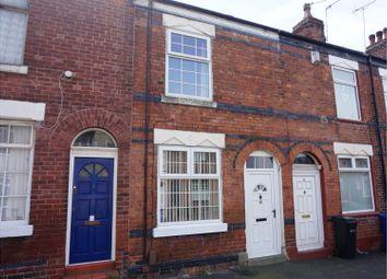Thumbnail 2 bed terraced house for sale in Edwin Street, Offerton