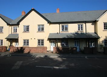 Thumbnail 2 bed terraced house for sale in Clyst Mews, Broadclyst, Exeter
