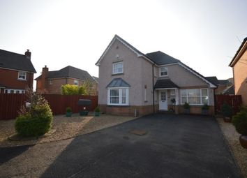 Thumbnail 4 bed detached house for sale in Barrachnie Drive, Baillieston, Glasgow