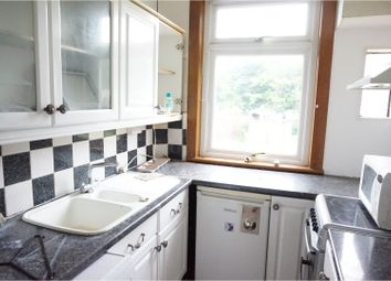 Thumbnail 2 bedroom flat for sale in Ancrum Drive, Dundee