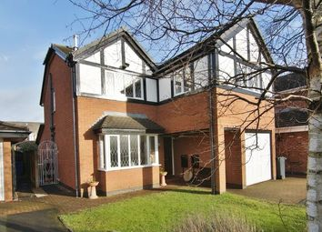 Thumbnail 5 bedroom detached house for sale in Richardson Close, Freckleton