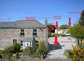 Thumbnail 2 bed semi-detached house for sale in Seleggan Hill, Redruth