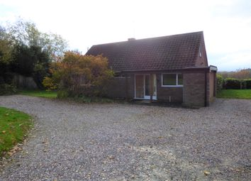 Thumbnail 2 bedroom detached bungalow to rent in Kinton, Nesscliffe, Shrewsbury