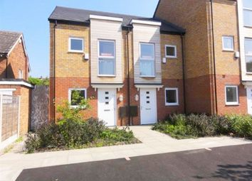 Thumbnail 2 bed semi-detached house to rent in Stoney Lane, Bloxwich, Walsall