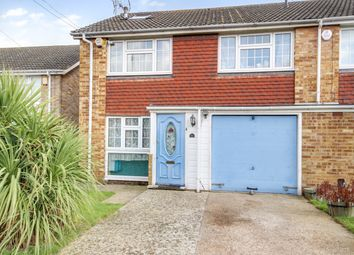 Thumbnail 3 bed end terrace house for sale in Tilbury Close, St. Pauls Cray, Orpington