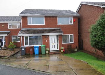 Thumbnail 4 bed detached house for sale in Barnfield Rise, Shaw, Oldham