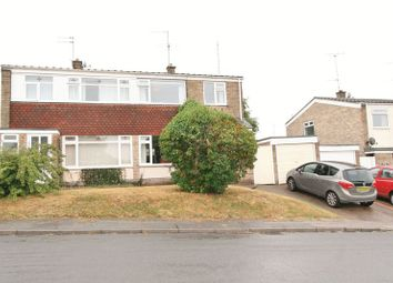 Thumbnail 3 bed semi-detached house for sale in The Nook, Wivenhoe, Colchester
