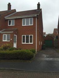 Thumbnail 3 bed semi-detached house for sale in Loftus Close, Scarborough