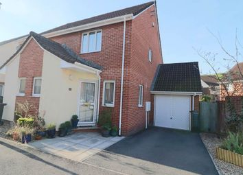 Thumbnail 2 bed semi-detached house for sale in Silverwood Heights, Barnstaple