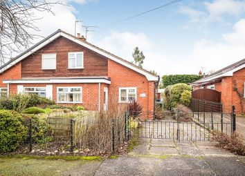 Thumbnail 3 bed bungalow for sale in Halton Road, Chester