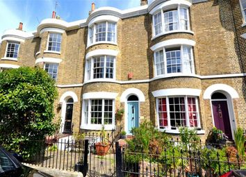 Thumbnail 3 bed terraced house for sale in Vale Square, Ramsgate, Kent