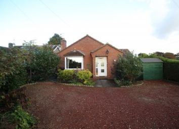 Thumbnail 3 bed detached bungalow to rent in South Parade, Caythorpe, Grantham
