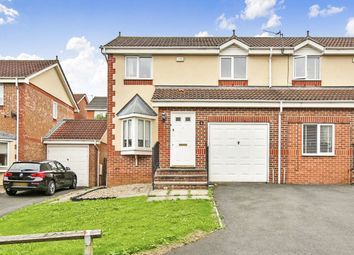 Thumbnail 3 bed semi-detached house for sale in Gordon Terrace, Ferryhill