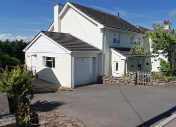 Thumbnail 3 bed semi-detached house for sale in Llandevaud, Newport