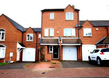Thumbnail 4 bedroom town house to rent in Lodge Close, Grange Park, Northampton, Northamptonshire.