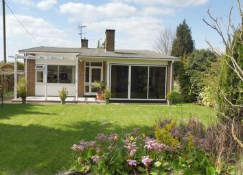 Thumbnail 3 bed detached bungalow for sale in Diss Road, Garboldisham, Diss