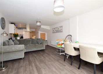 Thumbnail 4 bed town house for sale in Higham Avenue, Holborough Lakes, Kent