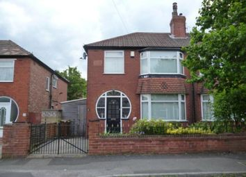 Thumbnail 3 bed semi-detached house to rent in Oak Drive, Denton, Manchester