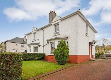 Thumbnail 2 bed semi-detached house for sale in Rowena Avenue, Knightswood, Glasgow, Scotland