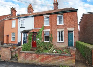 Thumbnail 2 bed terraced house for sale in St. Georges Road, Beccles