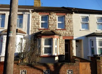 Thumbnail 3 bed terraced house to rent in Hartington Road, Southall, Middlesex