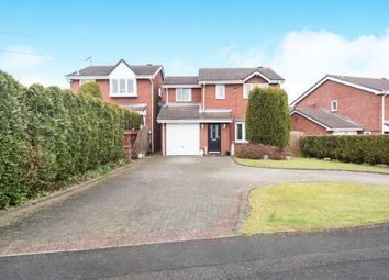 4 bed detached house for sale in Tamar Road, Hockley, Tamworth, Staffordshire B77