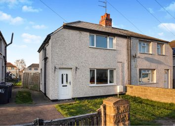 Thumbnail 3 bed semi-detached house for sale in Abbeyfield Road, Dunscroft