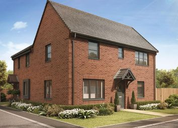 """Thumbnail 3 bed semi-detached house for sale in """"Moresby"""" at West Centre Way, Telford"""