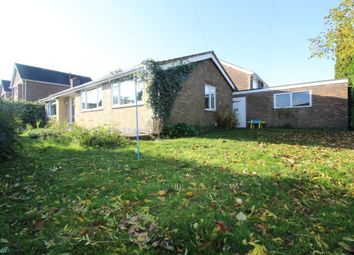 Thumbnail 3 bed detached bungalow for sale in Noel Avenue, Oakham