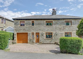 Thumbnail 4 bed semi-detached house for sale in Heath Hill Drive, Stacksteads, Bacup