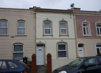 Thumbnail 3 bed terraced house for sale in Claremont Street, Easton, Bristol