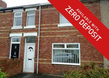 Thumbnail 2 bed terraced house to rent in Hirst Terrace North, Bedlington