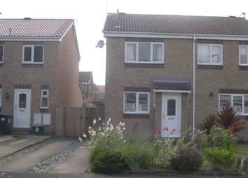 Thumbnail 2 bed semi-detached house to rent in Victoria Avenue, Hatfield, Doncaster, South Yorkshire