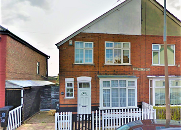 Thumbnail 5 bed semi-detached house to rent in Rowsley Street, Leicester