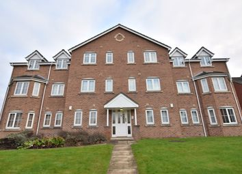 Thumbnail 2 bed flat for sale in Carnoustie Gardens, Normanton