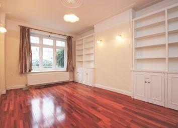 Thumbnail 4 bedroom terraced house to rent in Sandringham Gardens, Golders Green