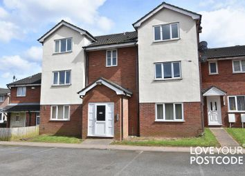 Thumbnail 2 bed flat for sale in Truro Close, Rowley Regis