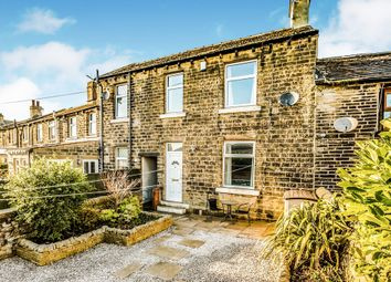 Thumbnail 2 bedroom cottage for sale in Laund Road, Salendine Nook, Huddersfield