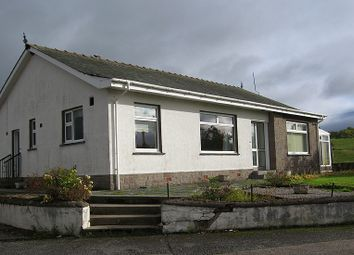 Thumbnail 3 bed detached bungalow for sale in Castleview, Sanquhar
