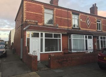 Thumbnail 1 bed terraced house to rent in St Marys Road, Worsley
