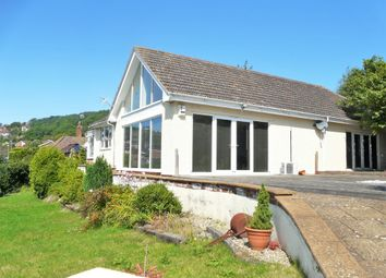 Thumbnail 4 bed detached bungalow for sale in Spring Hill, Worle, Weston-Super-Mare