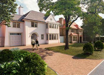 Thumbnail 6 bed detached house for sale in Ellerton Road, Wimbledon Common
