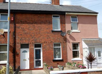 Thumbnail 2 bed terraced house for sale in 141 Greystone Road, Carlisle, Cumbria