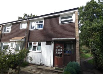 Thumbnail 3 bed end terrace house to rent in Lakeside Gardens, Farnborough, Hampshire