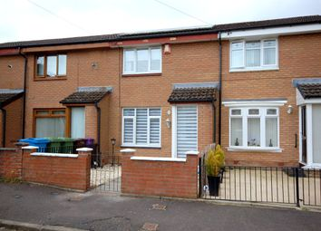 Thumbnail 2 bed terraced house for sale in Ardargie Place, Glasgow