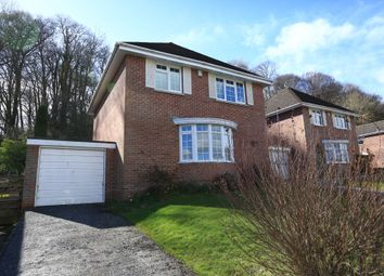 Thumbnail 4 bed detached house for sale in Southgate Avenue, Plymstock, Plymouth