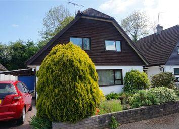 Thumbnail 4 bed detached house for sale in Barton Bridge Close, Raglan, Usk