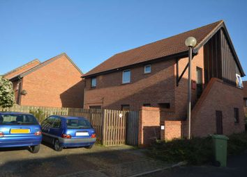 Thumbnail 1 bed maisonette to rent in Spearmint Close, Walnut Tree, Milton Keynes