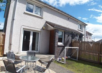 Thumbnail 2 bed end terrace house for sale in Glenshee Drive, Rattray, Blairgowrie
