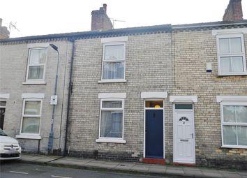 Thumbnail 2 bed terraced house for sale in Eldon Terrace, The Groves, York